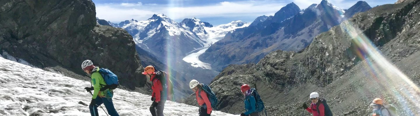 Aoraki Mt Cook Women's Adventure