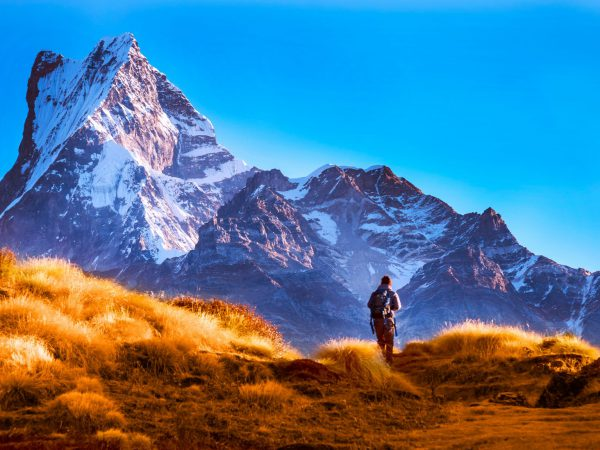 Annapurna Marathon Training Plan