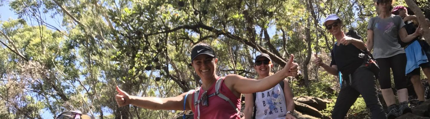 How to train for multi-day hikes and trail runs