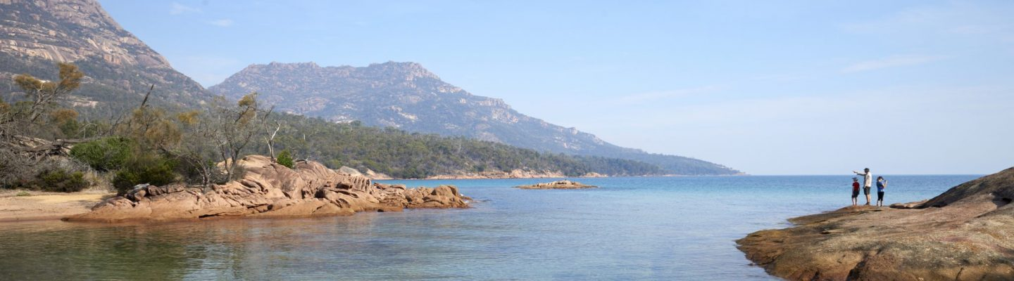Outward Bound Freycinet Family Adventure