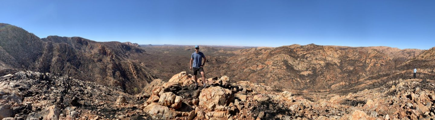 Larapinta Trail Running Adventure