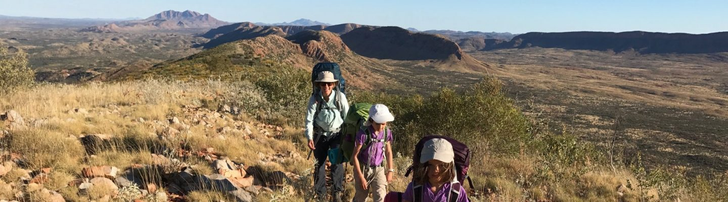 Larapinta Rite of Passage Adventure