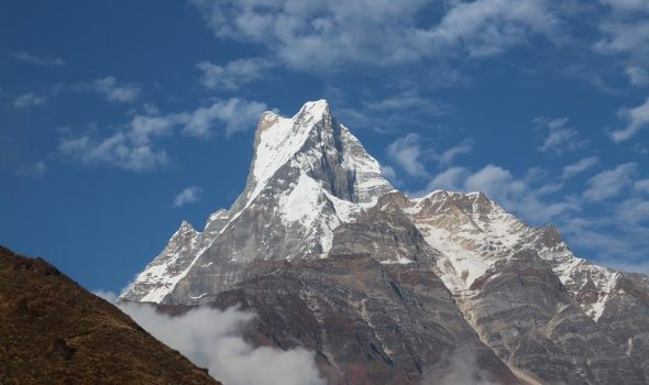 5 Lessons from taking on a Trail Marathon in Nepal